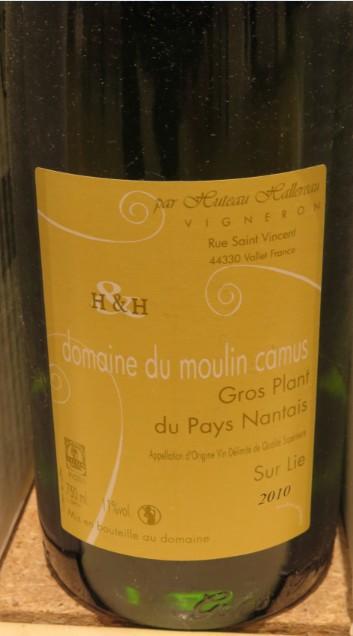 Gros Plant du Pays Nantais  ( Vin Blanc ) - 264 264_gr10