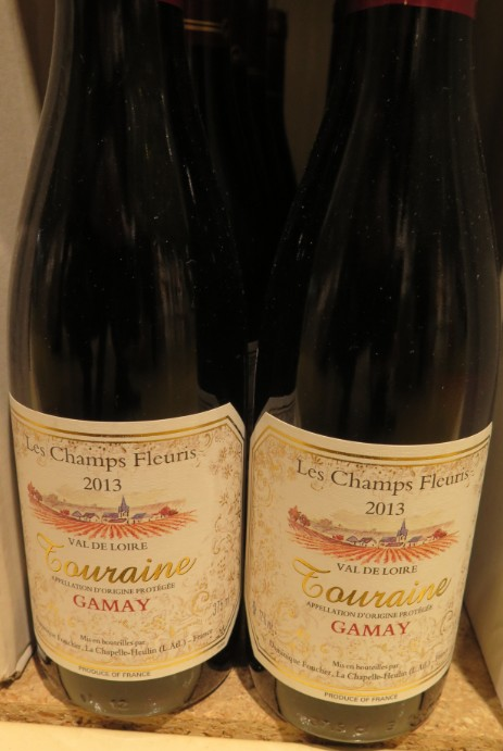 Touraine Gamay   - ( Vin Rouge ) - 273 273_to10