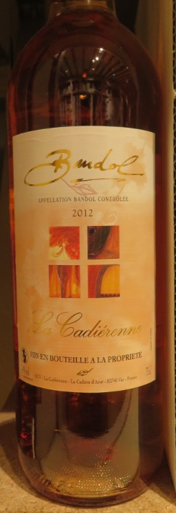 Bandol -  ( Vin Rosé ) - 297 297_ba10