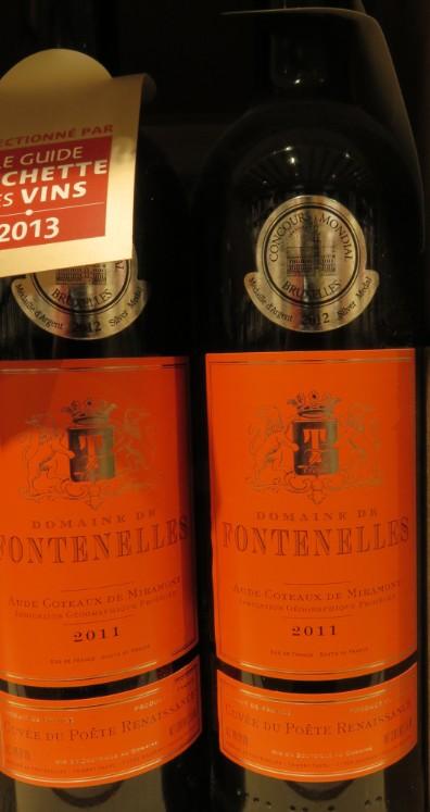 Aude Coteaux de Miramont - ( Vin Rouge -  IGP ) - 299  299_au10