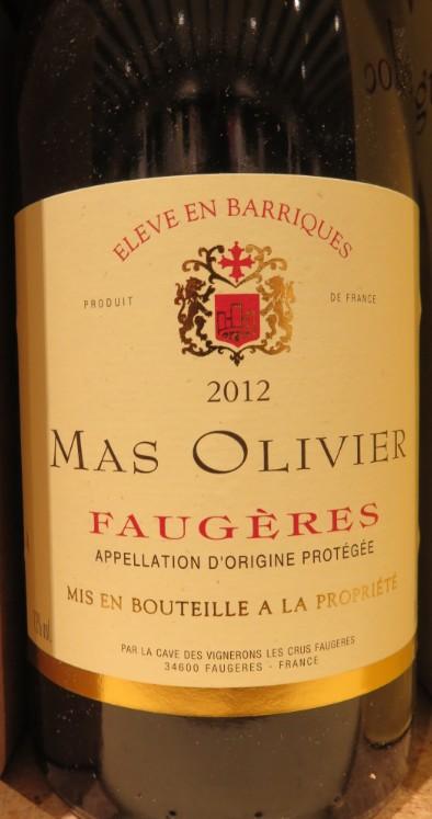 Faugères - ( Vin Rouge ) - 303  303_fa10