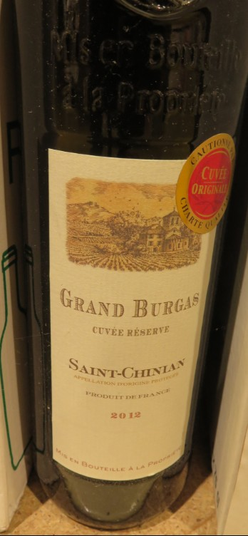 Saint-Chinian - ( Vin Rouge ) -  304  304_sa10