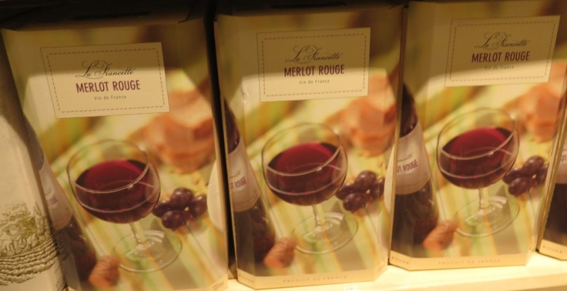 Bib - Bags in Box - Fontaine à Vin ( 10 - 5L - 3L ) -(  Rouge - Rosé - Blanc )  307_bi16