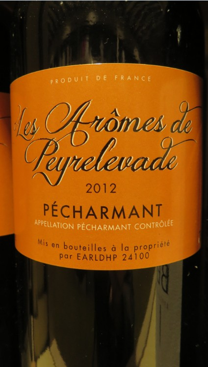 Pécharmant - ( Vin Rouge )  - 309  309_bi10