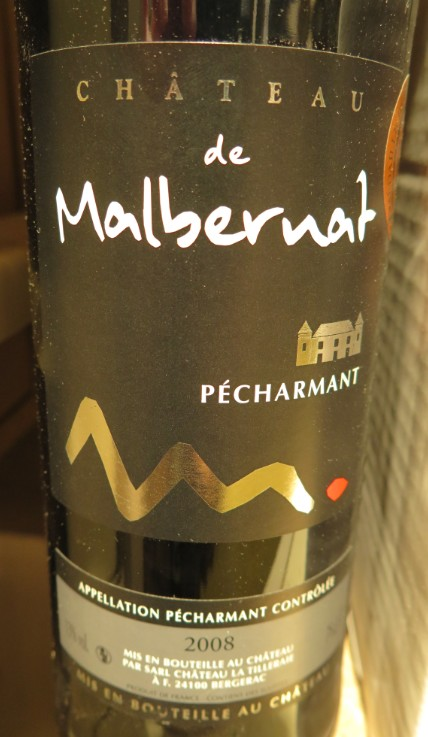 Pécharmant - ( Vin Rouge )  - 309  309_py10