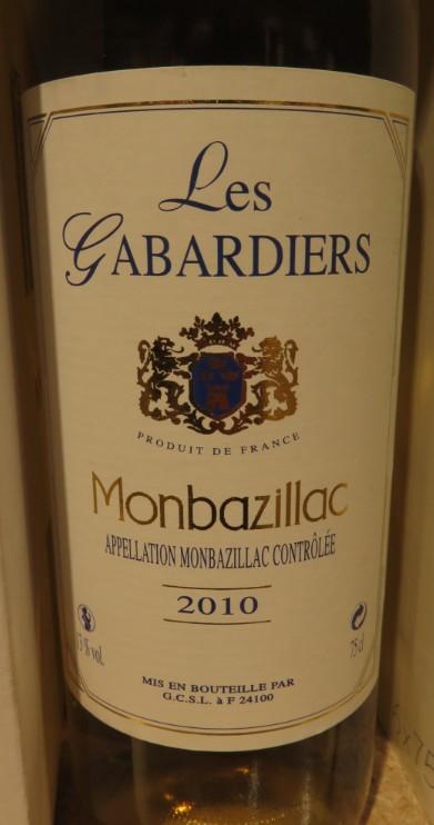 Monbazillac - ( Vin Blanc ) - 311 311_mo10