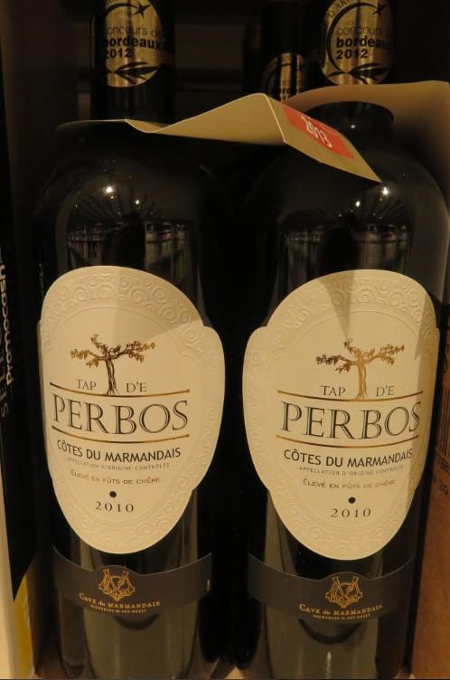 Côtes du Marmandais - ( Vin Rouge ) - 313 313_bi10
