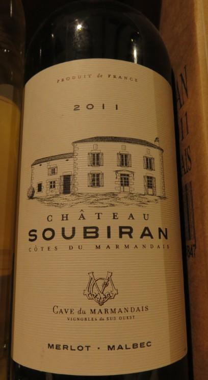 Côtes du Marmandais - ( Vin Rouge ) - 313 313_cy10