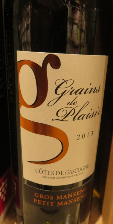 Côtes de Gascogne - ( Vin Blanc Moelleux  - IGP ) - 316 316_cy10