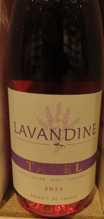 Tavel - ( Vin Rosé ) - 317 317_ta10