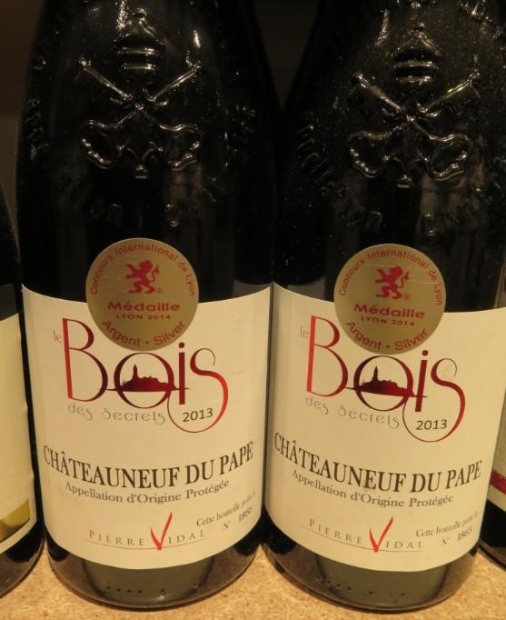 Châteauneuf du Pape - ( Vin Rouge ) - 318  318_ch10