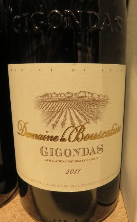 Gigondas - ( Vin Rouge ) - 326 326_gi10