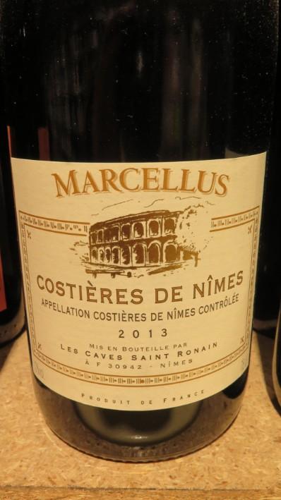 Costières de Nîmes - ( Vin Rouge ) - 327  327_co10