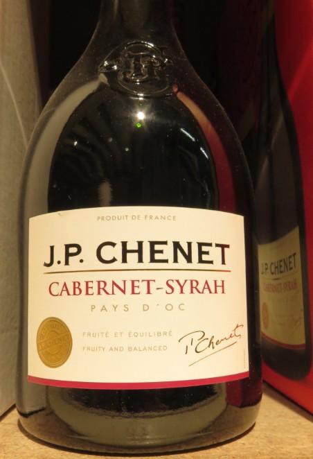 Cabernet-Syrah - ( Vin Rouge -  Pays d'Oc IGP ) - 348 348_ca10