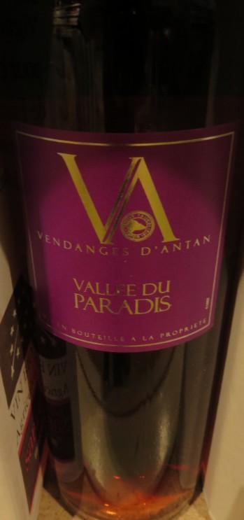Vendanges d'Antan - La Vallée Du Paradis - ( Vin Rosé - IGP ) - 352 352_ve10
