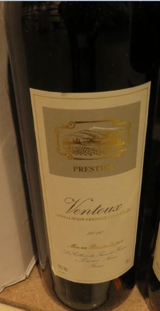 Ventoux - ( Vin Rouge ) - 355  355_ve10
