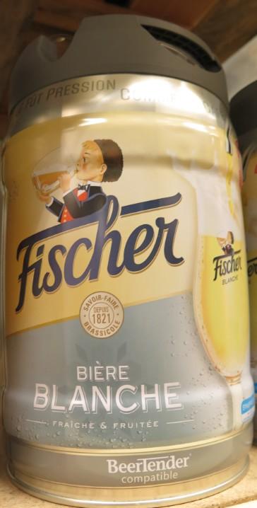 Fischer - Bière Blanche - Fût 5L - 360  360_fi10