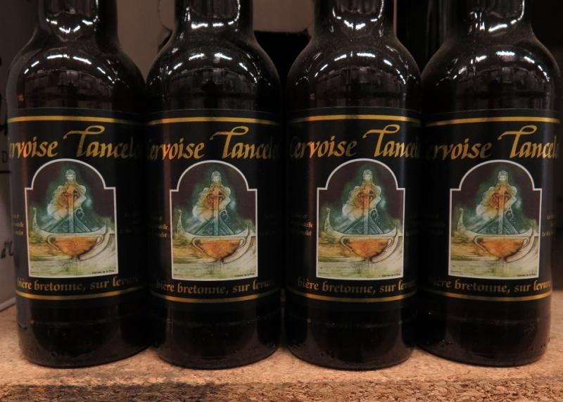 Cervoise Lancelot - ( Bière Rousse  ) - 367 367_ce10