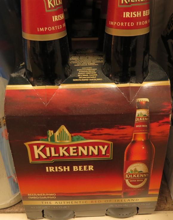 Kilkenny - (  Bière rousse ) - 372 372_ki10