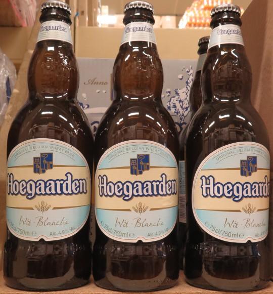 Hoegaarden - ( Bière Blanche ) - 373 373_ho10
