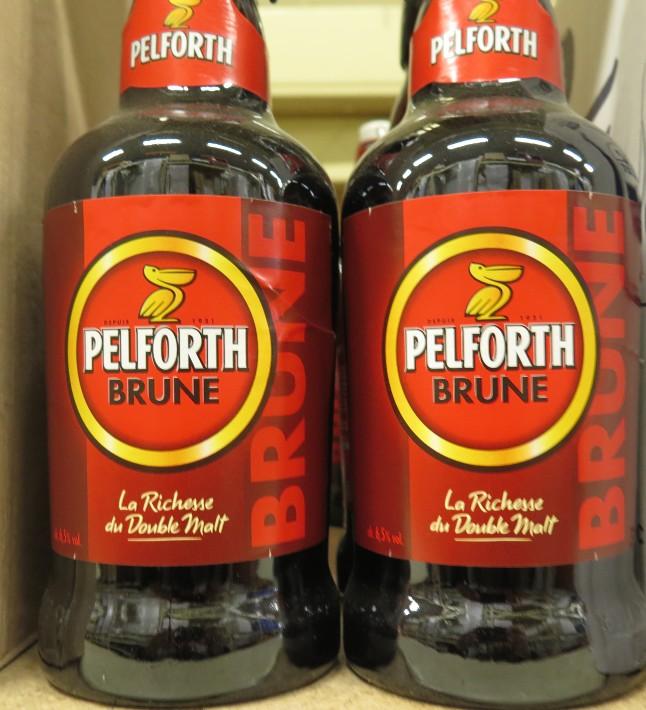 Pelforth - ( Bière  Brune ) - 375 375_pe10