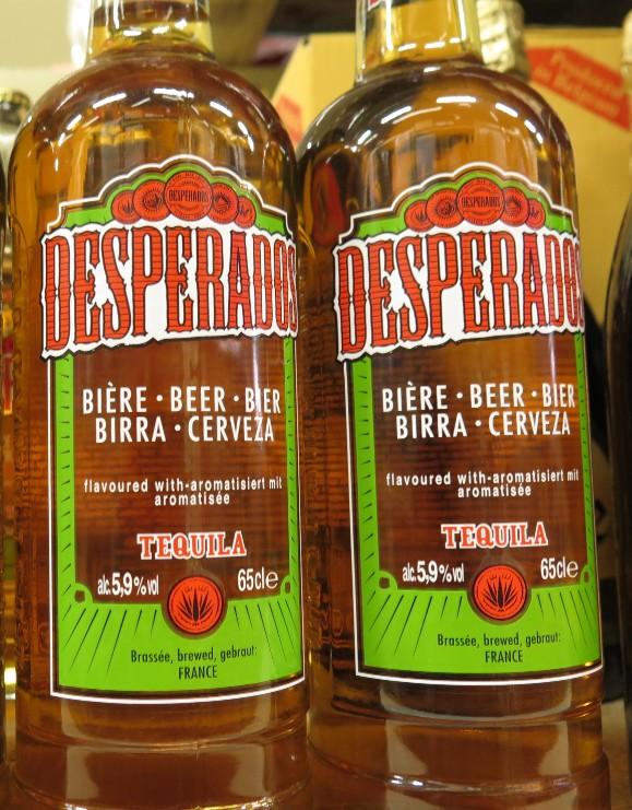 Desperados - ( Bière - Tequila )  -  377 377_de10