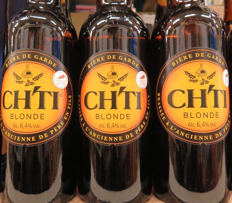 Ch'ti - ( Bière Blonde ) - 381  381_ch11