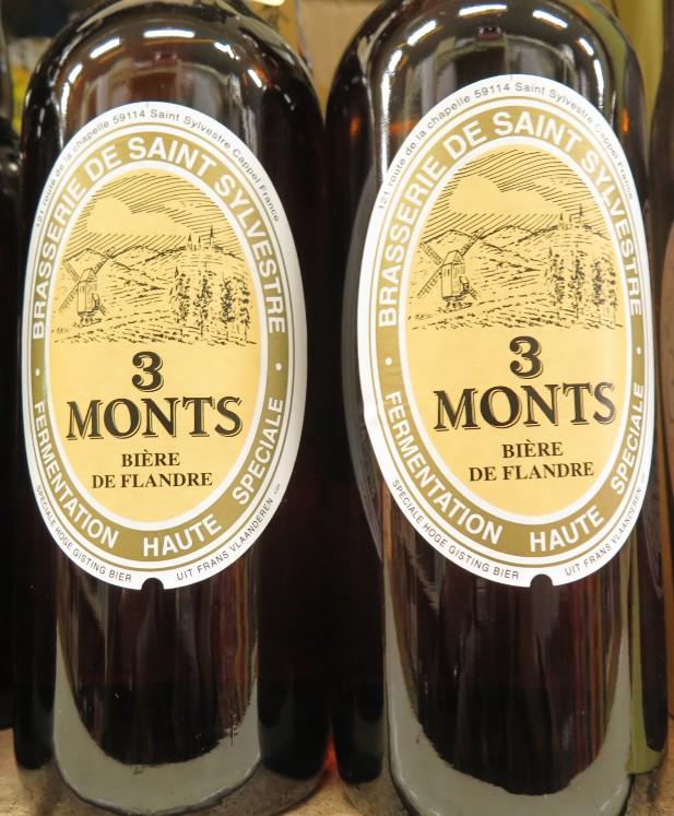3 Monts - ( Bière Blonde) - 382 382_3_10