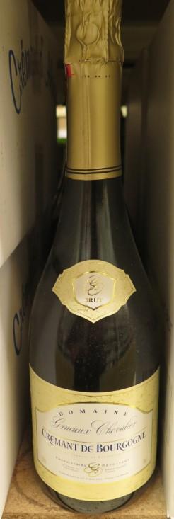Crémant  de Bourgogne - Blanc - 391  391_cr10