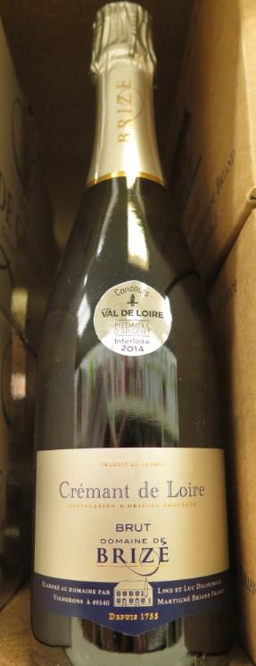 Crémant de Loire - Blanc - 392 392_bi11
