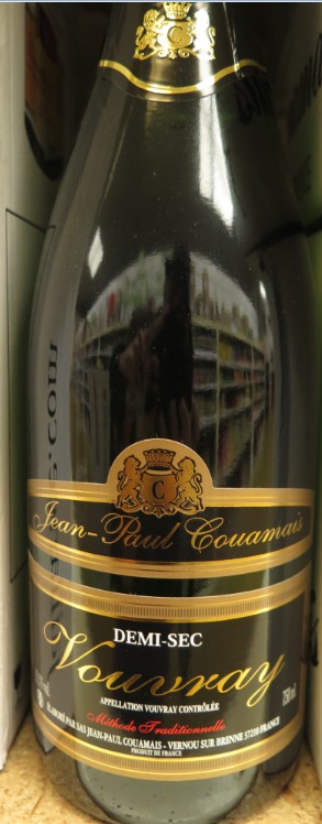 Vouvray - ( Blanc ) - 399  399_vo10