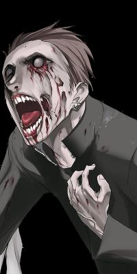 Zombi affamé
