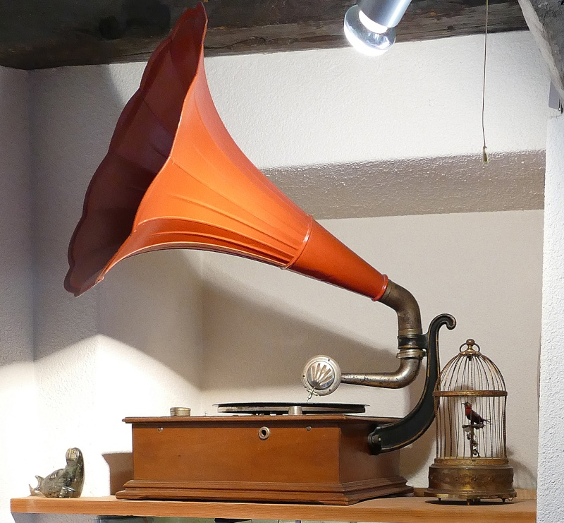Vous écoutez vos disques sur quel matériel ?... (3) Gramop10