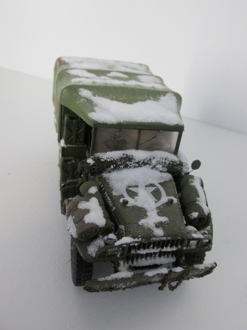Dodge en hiver - ITALERI 1/35 + PHOTODECOUPE EDUARD - Page 4 Dodge_26