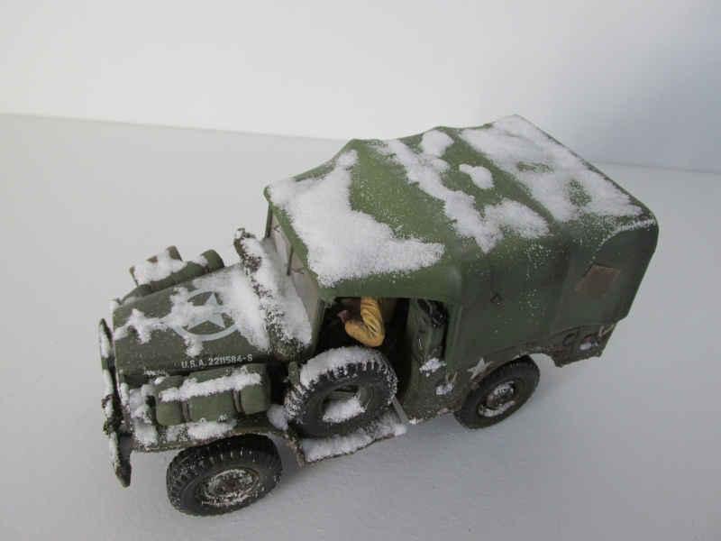 Dodge en hiver - ITALERI 1/35 + PHOTODECOUPE EDUARD - Page 4 Dodge_29