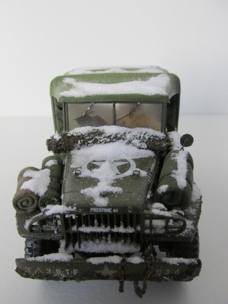Dodge en hiver - ITALERI 1/35 + PHOTODECOUPE EDUARD - Page 4 Dodge_31