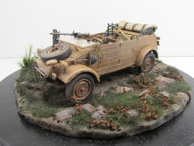 Kübelwagen - HASEGAWA - 1/24  Kubelw19