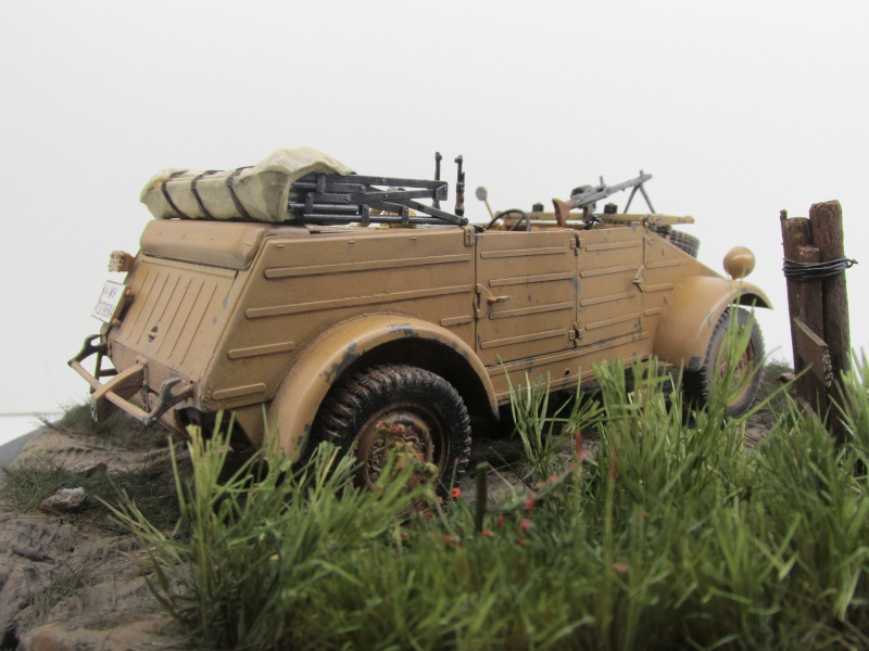 Kübelwagen - HASEGAWA - 1/24  Kubelw22