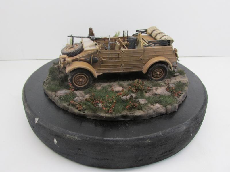 Kübelwagen - HASEGAWA - 1/24  Kubelw24