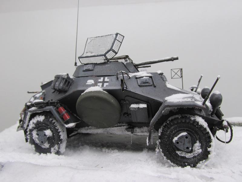 Sd.Kfz 222 sous la neige  - Tamiya - 1/35 Sdkfz_31