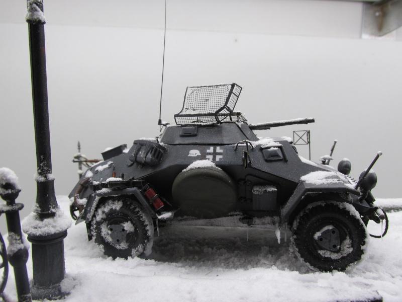 Sd.Kfz 222 sous la neige  - Tamiya - 1/35 Sdkfz_34
