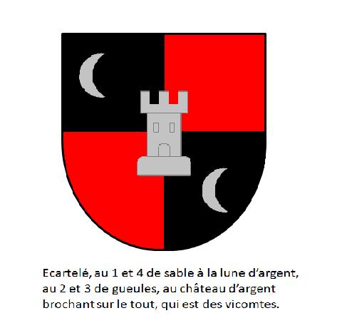 Concours d'emblème ! - Votez pour un emblème Vicomtes - FIN 2/12/15 Blason10
