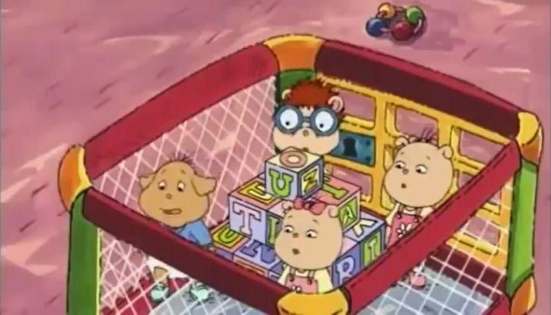 The Arthur Version of Rugrats Arthur14