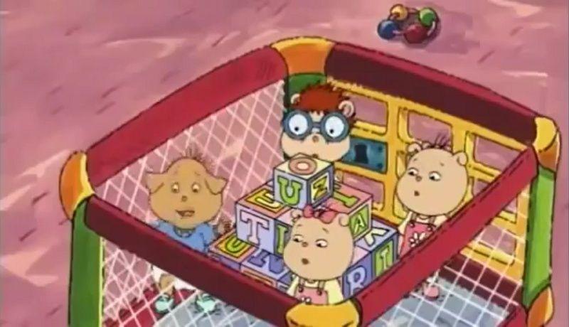 The Arthur Version of Rugrats Arthur15