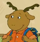 Which Arthur Character(s) Are You George10