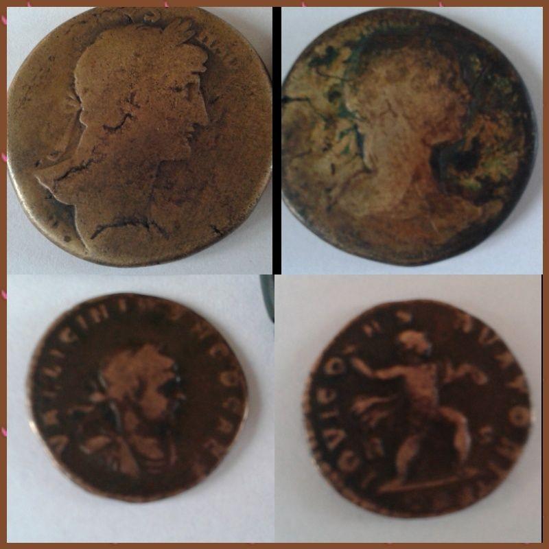 sesterce Hadrien Trajan nummus Licinius II Arles Piyce_15