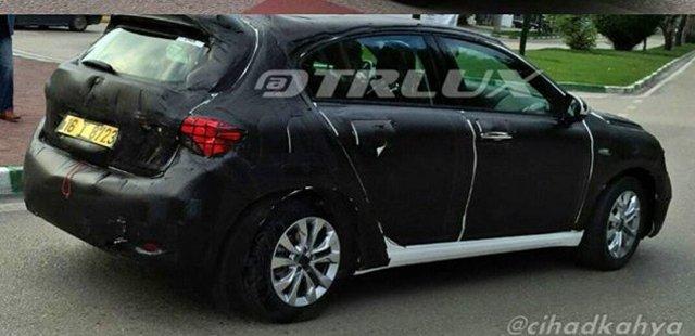 Nuova Fiat Tipo Fiat-t10