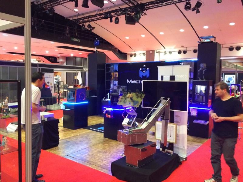 3D Printshow Paris 2015 Img_0911