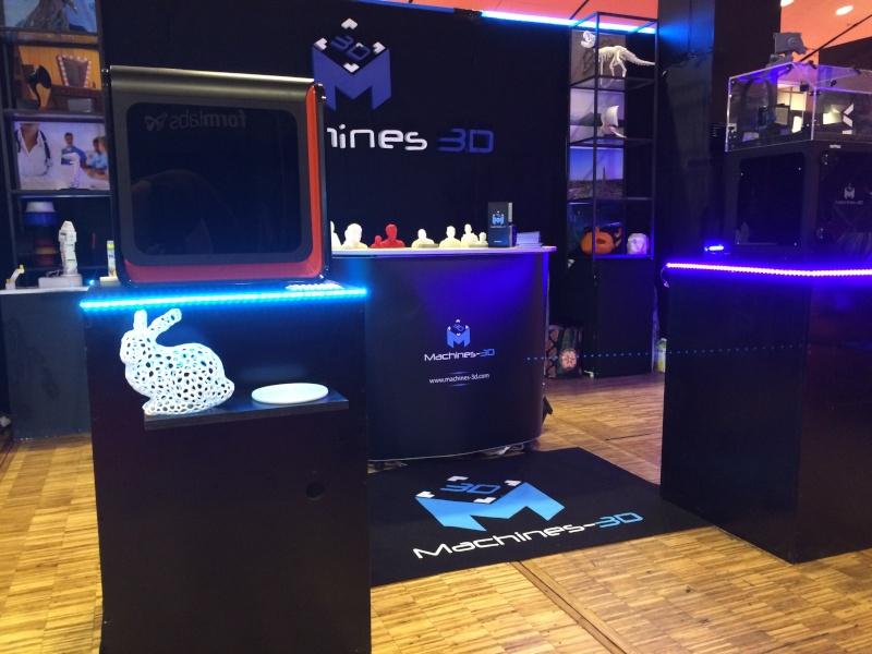 3D Printshow Paris 2015 Img_0915