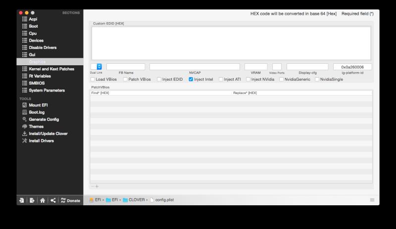 Yosemite 10.10.5 / Windows 10 sur ASUS N550JK avec boot clover Captur24